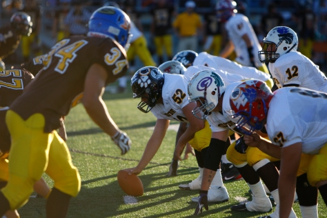 Members of the Wyoming high school all-star North and South teams compete in the 2013 Shrine Bowl at Natrona County High School in Casper. If your student athlete hasn't yet got his fall sports physical, time is running out. They are available at Sage Primary Care for $35.