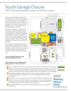 South Link Closure Flyer (1)
