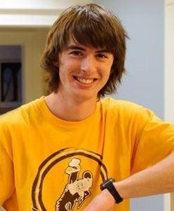 Stan DeVore, junior volunteer