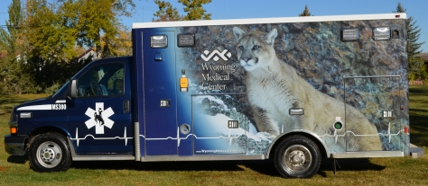 AmbulanceMountainLion