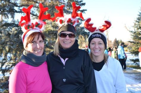 Reindeer Run Team Antlers photo
