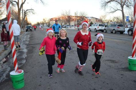 Reindeer Runners