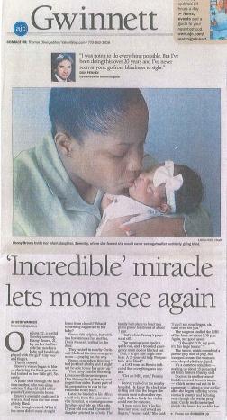 Miracle sight